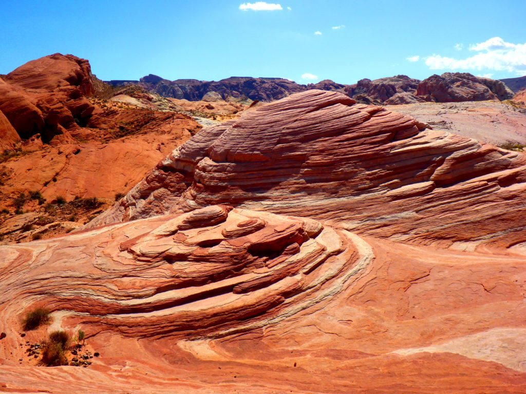 Valley of Fire, Nevada, The Wave