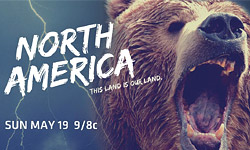 North America on Discovery Channel