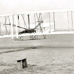Wright Brothers Plane, Mans first airplane flight